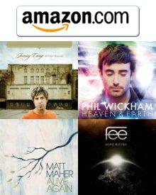 Amazon $5 MP3 Album Deals