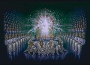Revelation 4:2-11