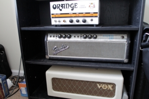 Matt's amplifiers